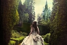 Christy's Castle / Christie as the bride of the beast. / by Maggie Baine