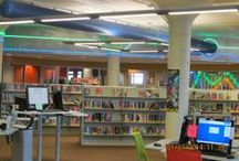 A-La-Library / La Biblioteca - Libraries The worlds of our own making. Sanctuary / by Lori Latimer