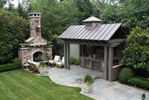 Outdoor Kitchens / by Kitchen Cabinet Kings