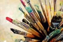 Artistic License / Examples of Artistic Expression In Many Forms and the Tools You Need to Accomplish Them / by Allison Poulis