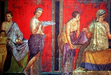Pompeian Fairy Tales / by Sophie Tortladze