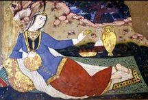 Persian Poems / by Sophie Tortladze