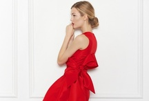 Dress to Mingle- RED.  / by RoxyTeOwens // SocietySocial