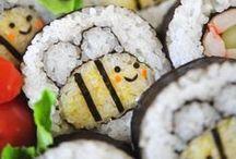 Cute Food / Adorably artistic food / by Carah Kristel