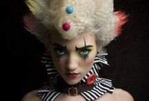 Clowns / Because everyone needs a little laughter.  / by Carah Kristel