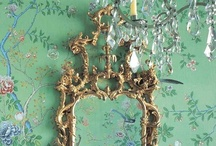 Chinoiserie  / by RoxyTeOwens // SocietySocial