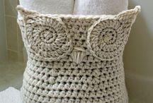 Crochet Crazy / by Shari Ley
