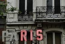 Paris, Je T'Aime / by Bicyclette Boutique