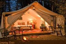 Camping / by Sally Johnson