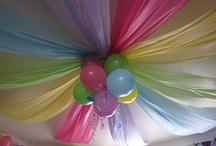 Party Ideas / by Bridgette Curtis-Vestal