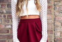 fashion inspiration / by Brittany Dockery