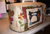 pequeños proyectos en quilt / by Ana Virginia