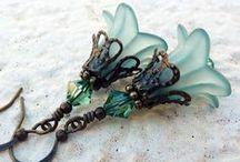 earrings / by Marty Kernion