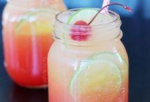 recipes: drinks / by Brittany Dockery