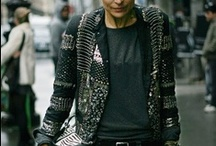 Everyday Style - Leather / add some edge / by Joanna Morgan Designs