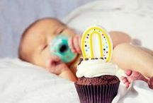 newborn love / by Brittany Dockery