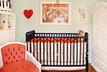 nursery ideas / by Brittany Dockery