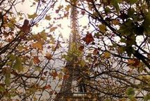 EIFFEL TOWER / The name of the Lord is a fortified tower;      the righteous run to it and are safe. Proverbs 18:10 / by Jan Gruber