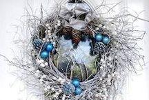 Christmas crafts / by Lynn Henson