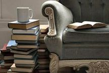 Library Lust / No home is complete without books. Lots of books.  / by Maya Rodale
