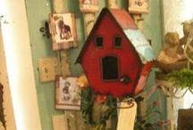 Birdhouses 2 / by Annie Zuch-Stoner