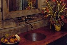 The Bath / by Shirlee Harris