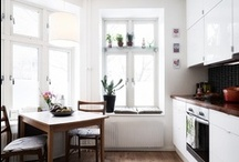 SMALL SPACES / i do adore a great small space! managing, designing and living it are arts in an of themselves. this particular small space we're gearing up to move into in october, i like to start things early. here are ideas for everything small space living requires. / by Jamie AnneMarie