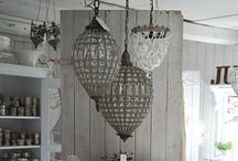 ✿⊱Chandelier  / by Joyce