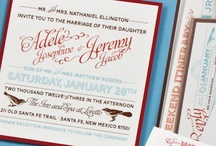 Southwestern Wedding - Adele & Jeremy  / by Envelopments Inc.