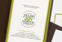 Outdoor Mountain Wedding - Jillian & Quintin / by Envelopments Inc.