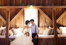 Red Barn Wedding - Penelope & Sheldon / by Envelopments Inc.
