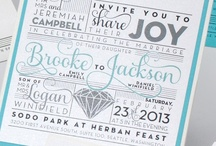 Turquoise Wedding - Brooke & Jackson / by Envelopments Inc.