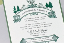 Emerald Wedding - Charlene & Robert / by Envelopments Inc.