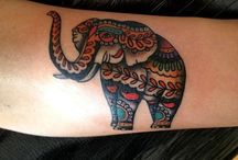 tattoo ideas / by Gina Falk