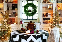 "Holiday Decorating / by JWS Interiors ""Affordable Luxury"" Blog"
