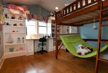 Kid Rooms / by Cori Melvin