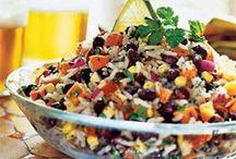 Salads / by Debi Taylor-Hough