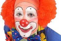 Creep-a-licious! / Clowns freak me out..... / by Aimee Rogers