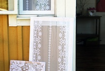 Window Treatments/Linens / by Susan Vanhoy
