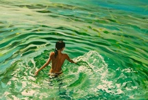 Water COLORS / by Lia Trocano