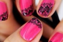 Beauty and Nail Ideas / by Heather Shafer