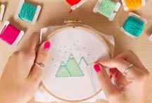 cunning crafts / crafts, DIY, decorating ideas, fun easy simple designs, do-dads, and activities  #DIY #Crafts #Crafting #sewing #art #decorating / by Kristin D