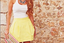 sizzlin' skirts / fun flirty feminine skirts / by Kristin D