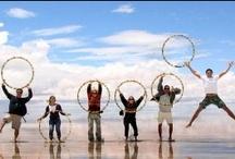 hula-hooping / the art of Hula Hooping for fitness & hoop dance #hooping #hula-hooping #hoopdance #hula-hoop #hulahoop #hoopfit / by Kristin D