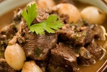 Beef Recipes / by Sheila McGary-Baird