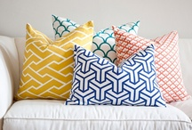 Funky Pillows! / by Caitlin G