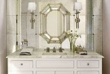 Bathrooms  / by Tricia
