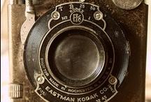 Cameras  / by Micha Van Der Westhuizen