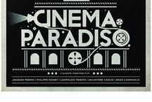 Cinema Paradiso / Absolutely everything that has to do with Cinema through the years! Plus favorite movies and actors. / by Cindy R. Luna