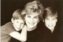 The Royals UK / In loving memory of Princess Diana ❤️ and her legacy: Prince William, Prince Harry and their Royal Family! / by Cindy R. Luna